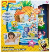 Alex SpongeBob Luau Party Playset