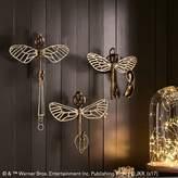 Pottery Barn Teen Harry Potter & Flying Key Jewelry Hooks, Set of 3