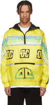 Opening Ceremony Yellow Limited Edition Packable Anorak Jacket