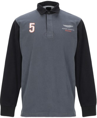 Hackett ASTON MARTIN RACING by Polo shirts - Item 12386317DM