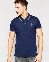 Jack and Jones Twin Tipped Polo