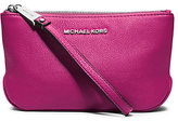 Michael Kors Rhea Large Leather Wristlet