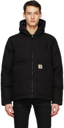 Carhartt Work In Progress Black Brooke Jacket