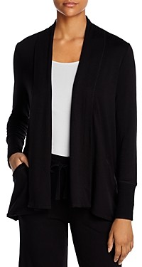 Andrew Marc Open-Front Cardigan