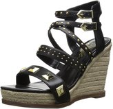 Fergie Averie Women US 9.5 Wedge Sandal