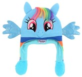 Hasbro My Little Pony Squeeze and Flap Fun Cold Weather Hat, Little Girls, Age 4-7
