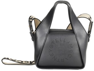 Stella McCartney Stella logo small tote bag