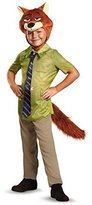 Disguise Zootopia Nick Wilde Classic Child Costume S