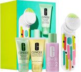 Clinique Clean Skin, Great Skin - Skin Types 1, 2