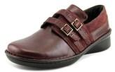 Naot Footwear Celesta Women Round Toe Leather Purple Oxford.