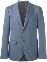 Etro patterned blazer - men - Silk/Cupro/Cotton - 48