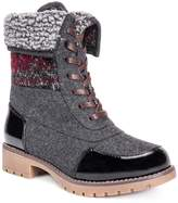 Muk Luks Jandon Foldover Cuff Faux Fur Lined Boot