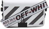 OFF-WHITE Diagonal Square Mini Flap Bag