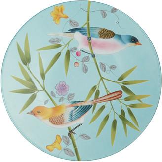 Raynaud Paradis Turquoise Dessert Plate