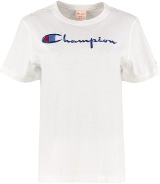 Champion Crew-neck Cotton T-shirt