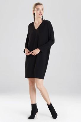 Natori Bi-Stretch Wedge Dress