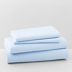 Sky 500TC Sateen Wrinkle-Resistant Sheet Set, Full - 100% Exclusive