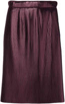 Golden Goose Deluxe Brand short pleated skirt