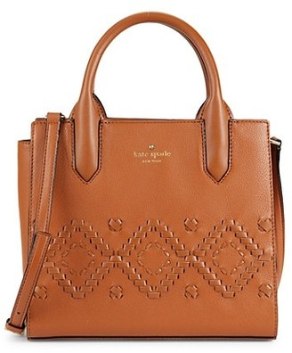 Kate Spade Small Meriwether Leather Top Handle