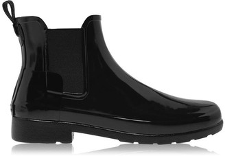 Hunter Refined Chelsea Wellington Boots