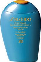 Shiseido Women's Extra Smooth Sun Protection Lotion SPF38