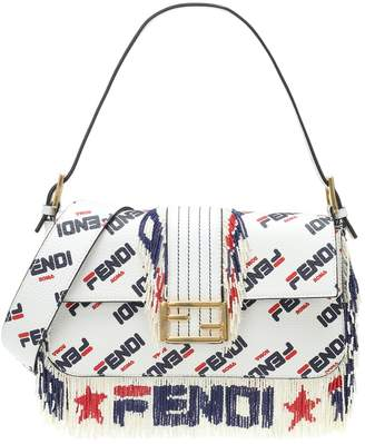 Fendi MANIA Baguette shoulder bag