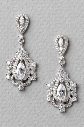 Wild Lilies Jewelry Vintage Crystal Earrings