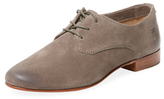 Frye Tracy Suede Oxford