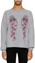Giamba Printed Sweatshirt