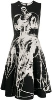 Alexander McQueen Dancing Girls knitted dress