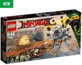 Lego Ninjago Movie Jellyfish Vehicle - 70610