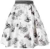 Alice + Olivia Alice+Olivia Earla A-line skirt