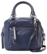 Marc by Marc Jacobs Cube 21 Leather Satchel