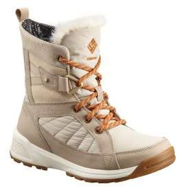 Columbia Meadows Shorty Omni-Heat Faux Fur Boots