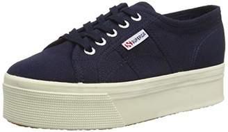 Superga 2790 Cotw Linea, Women's Hi-Top Sneakers, Blue (933 Navy), 5. ()