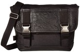 Frye And Co. AND CO. Cody Messenger (Black) Messenger Bags