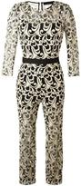 Christian Pellizzari embroidered jumpsuit