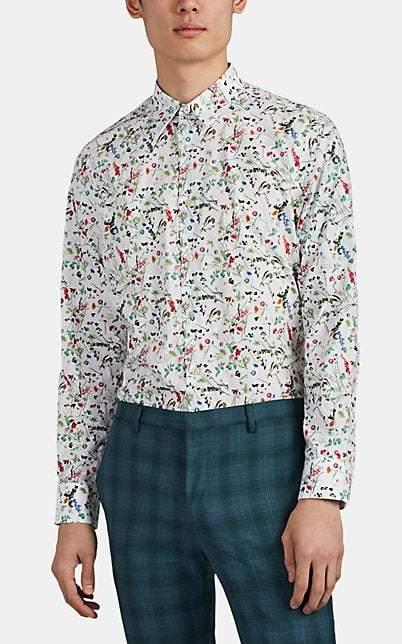 6feebb12 Paul Smith Poplin Men's Shirts - ShopStyle