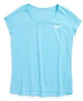 Nike Girl's Dri-Fit Tee