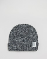 Barbour Wool Whitfield Beanie In Grey