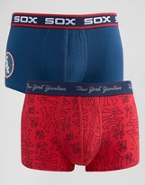 New York Yankees 2 Pack Trunks