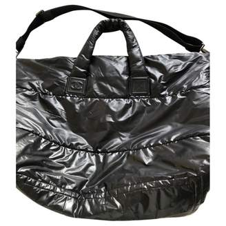 Chanel Coco Cocoon Black Polyester Travel bags