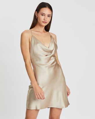 Bec & Bridge Pearl Bay Mini Dress