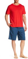 Tommy Bahama Lobster Claw Pajama 2-Piece Set