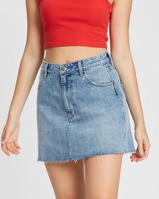 Wrangler Repair Mini Skirt
