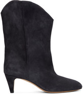 Isabel Marant Black Darnee Boots