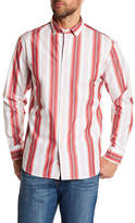 Tommy Bahama Genova Stripe Print Shirt