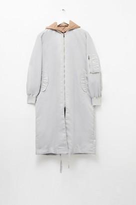 French Connection Dia Nylon 3 Way Coat