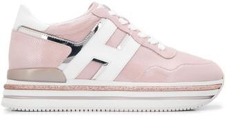 Hogan Midi H222 platform sneakers