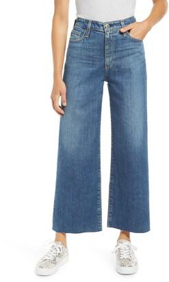 AG Jeans Etta Crop Wide Leg Jeans